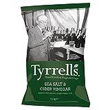 Tyrrells Mano Cotte Patatine Inglesi - Mare Sale E Aceto Di...