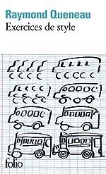 Exercices de style de Raymond Queneau