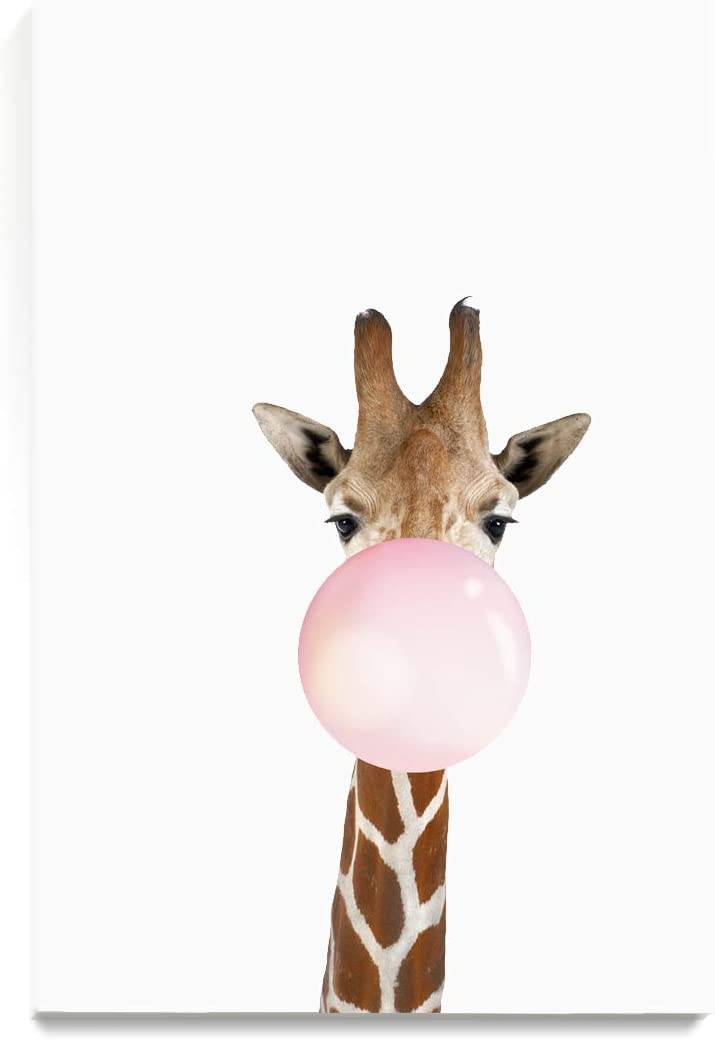 CJ Studio Wall Art Animal free shipping Print - Paintings Loves Superior Bubble Giraffe
