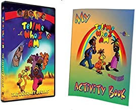 Tell Me Who I Am: The Journey Begins [DVD] + Activity Book Combo
