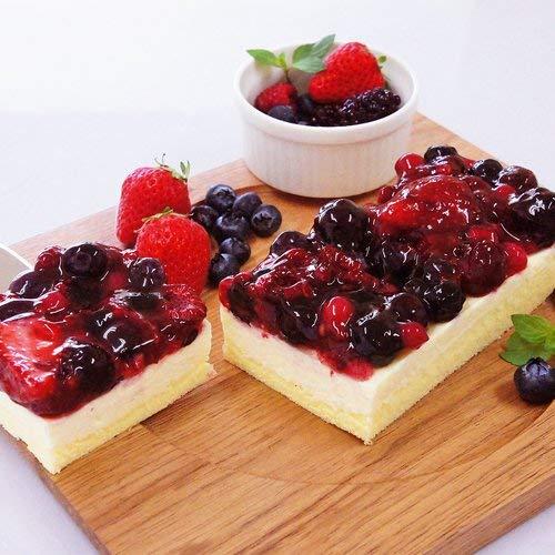 【北海道スイーツ】5種のベリー贅沢レアチーズケーキ 【産地ベイクドアルル】