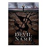 El diablo tiene un nombre (David Straithairn, Kate Bosworth) 2020 póster lienzo imágenes dormitorio decoración del hogar obra de arte -50x70cm Sin marco