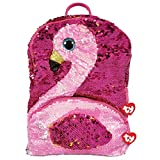 TY Unisex Kinder Gilda Flamingo Rucksack, Rose, One Size