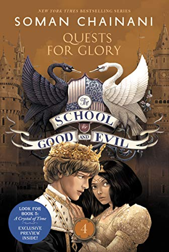 The School for Good and Evil #4: Quests for Glory (English Edition)