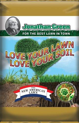 Jonathan Green Love Your Lawn-Love Your Soil Fertilizer, 18-Pound