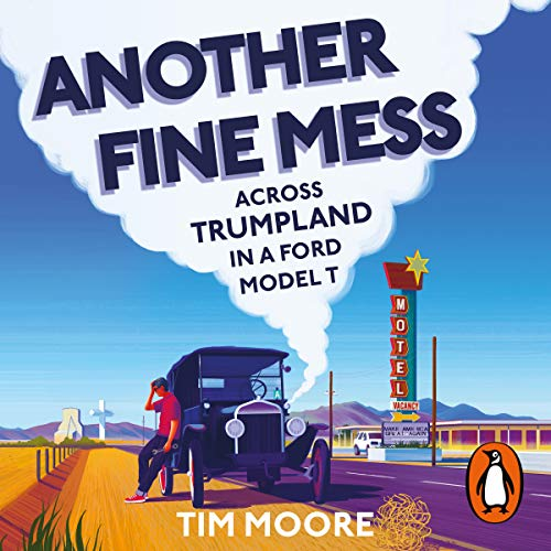 Another Fine Mess audiobook cover art
