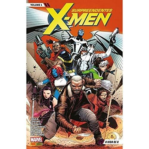 Gibi Surpreendentes X-Men nº 1