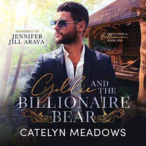 Goldie and the Billionaire Bear Titelbild