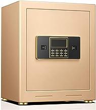 Yuanoo Safe Box Toetsenbord Slot Confidential Opbergkast Elektronische wachtwoord Veilig All-Steel In-Wall Klein Thuis Kan...