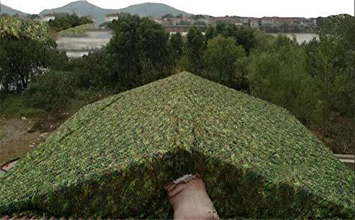 zhangchao Rete Mimetica, Rete Mimetica Woodland Rete Mimetica per La Caccia Militare di Campeggio del Parasole Shooting Blind Watching Hide Decorazioni per Feste,10×50m