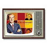 Bob Newhart Show Retro TV Design Fridge Magnet