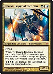 A single individual card from the Magic: the Gathering (MTG) trading and collectible card game (TCG/CCG). This is of Mythic Rare rarity. From the Commander 2013 set.