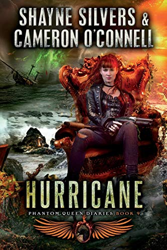Hurricane: Phantom Queen Book 9 - A Temple Verse Series (The Phantom Queen Diaries, Band 9)