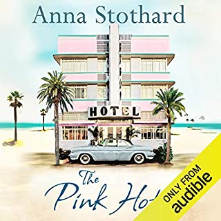 The Pink Hotel                   By:                                                                                                                                 Anna Stothard                               Narrated by:                                                                                                                                 Imogen Church                      Length: 8 hrs and 16 mins     129 ratings     Overall 3.3