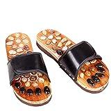 XFF Los Zapatos de adoquines de Madera, mejoran el metabolismo,...