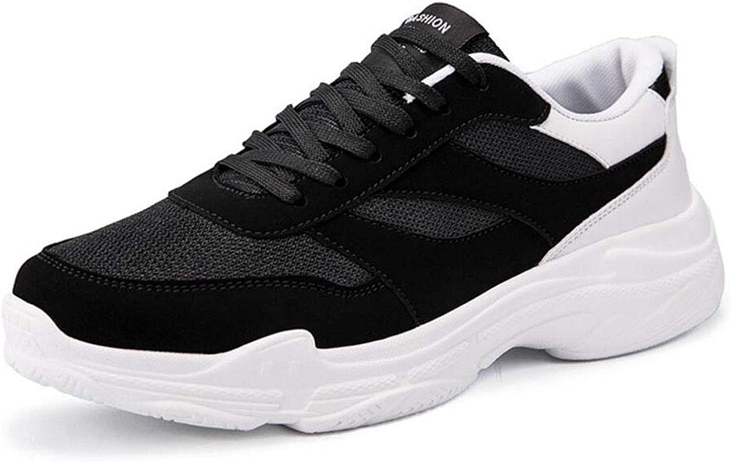 Xxoshoe Men's Lightweight Walking shoes Breathable Mesh Casual Sneakers Sports Gym Running