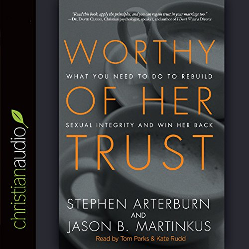 Worthy of Her Trust cover art
