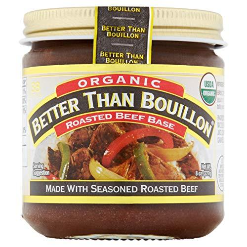 Better Than Bouillon - Base manzo biologico - 8 oz.