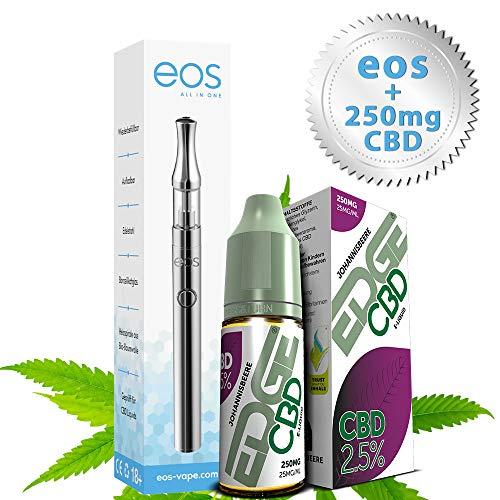 STARTERSET - CBD eos Vape Pen 320 + EDGE...