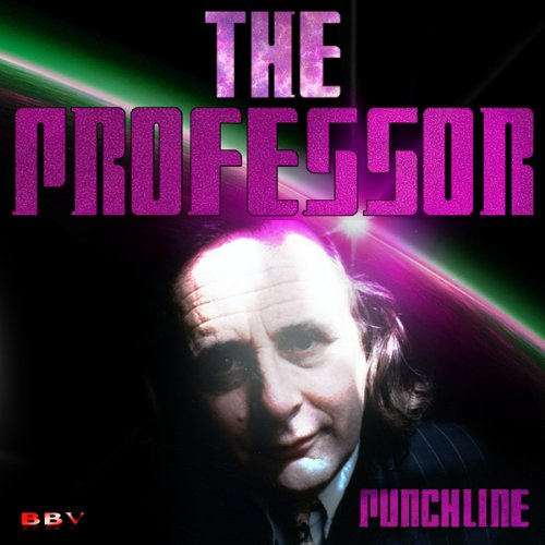 Professor & Ace: Punchline audiobook cover art