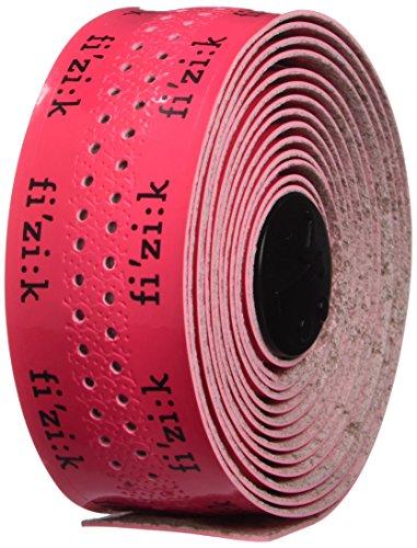 Fizik Logo - Cinta de Manillar para Bicicleta, Color Rosa