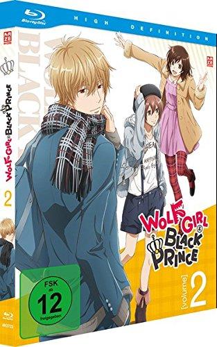 Preisvergleich Produktbild Wolf Girl & Black Prince - Vol. 2 - [Blu-ray]
