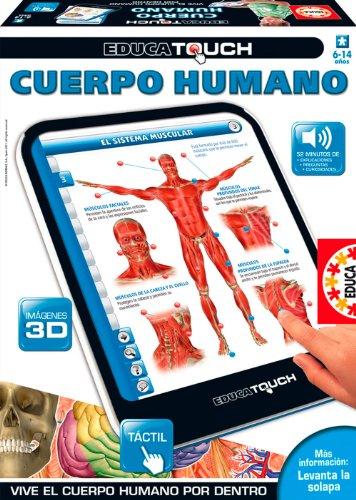 Educa Borrás - Educa Touch Cuerpo Humano (14686)