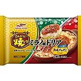 [冷凍]マルハニチロ こんがりと焼いたミラノ風ドリア 2個入(400g)×6袋