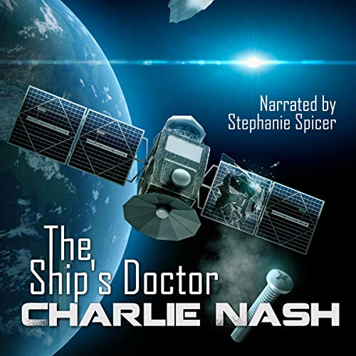 The Ship's Doctor audiobook cover art