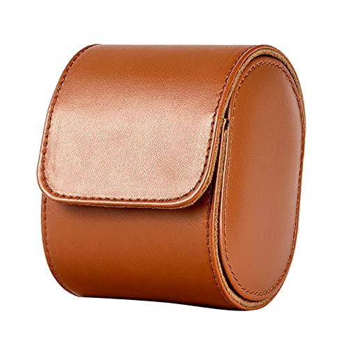 Taowan Boîte de rangement pour montre avec design enroulé, durable, léger, amovible, meilleur cadeau pour un anniversaire