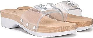 Dr. Scholl's Women's Originally Sandal, White, 10 M