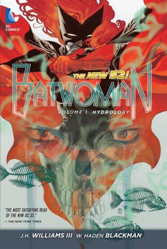 Batwoman (2011-2015) Vol. 1: Hydrology