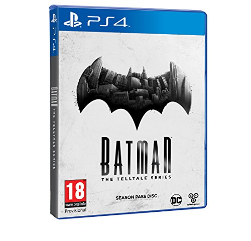 Batman: The Telltale Series - PlayStation 4 - [Edizione: Regno Unito]