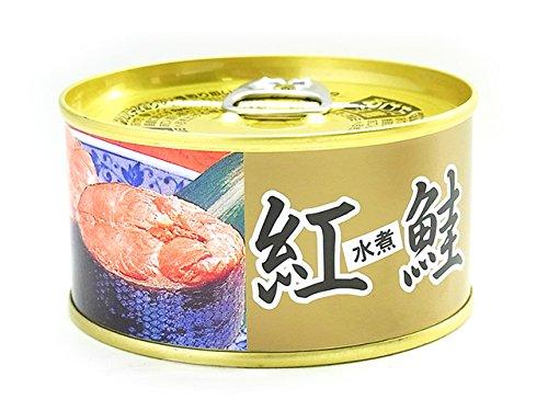 マルユウ『紅鮭水煮』