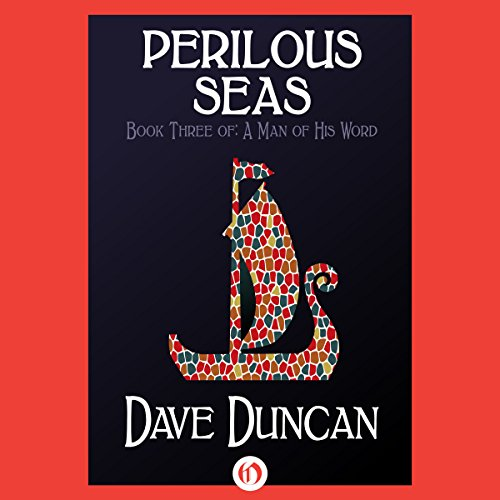Perilous Seas audiobook cover art
