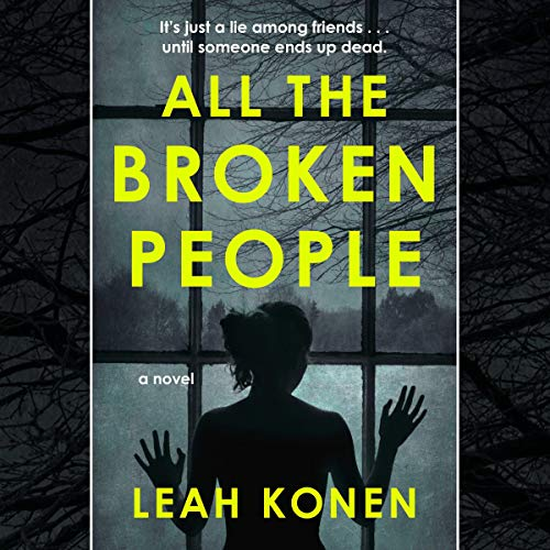 All the Broken People audiobook cover art