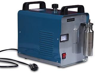 75L Oxygen Hydrogen HHO Gas Flame Generator Torch Acrylic Polisher Machine H160