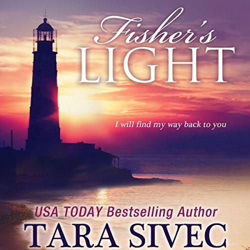 Fisher's Light audiobook cover art