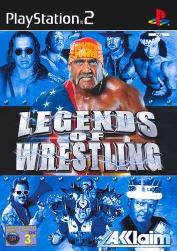 Legends Of Wrestling UK IMPORT