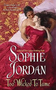 Too Wicked to Tame (The Derrings Book 2) by [Sophie Jordan]