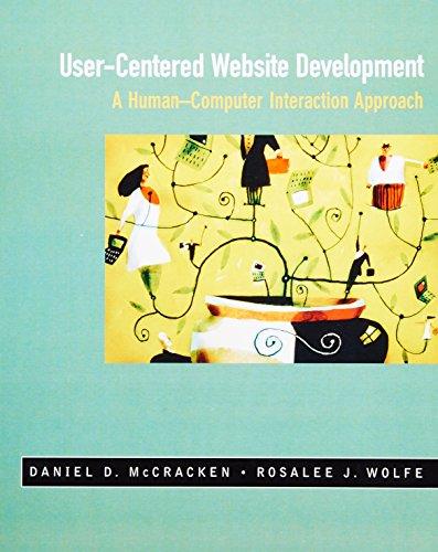 User-Centered Web Site Development: A Human-Computer...
