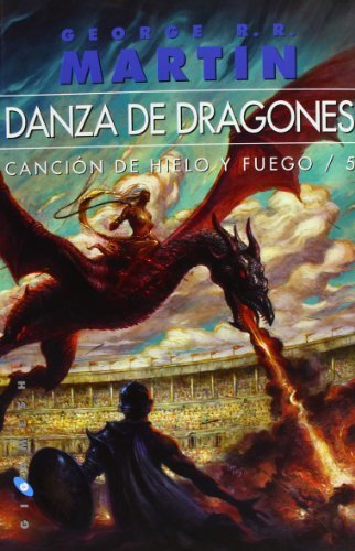 Danza de dragones by George R. R. Martin(2013-03-01)