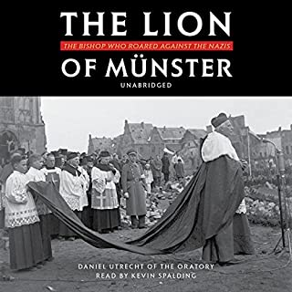 The Lion of Münster audiobook cover art
