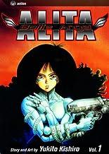 Battle Angel Alita, Vol. 1: Rusty Angel