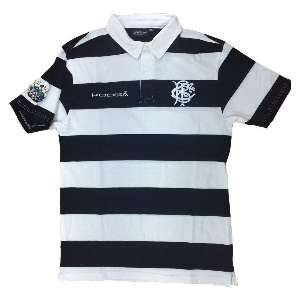 Barbarians Rugby S/S Classic Jersey 17/18: Amazon.es: Deportes y ...