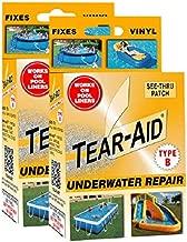 Tear-Aid Repair Type B Vinyl Underwater Kit