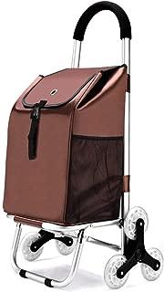 NJC Fashion Aluminum Alloy Foldable Trolley car Waterproof and Durable Trolley