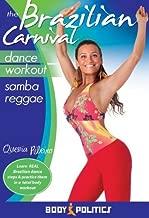 The Brazilian Carnival Dance Workout - Samba Reggae, with Quenia Ribeiro: Samba fitness classes, Brazilian samba instruction by Quenia Ribeiro