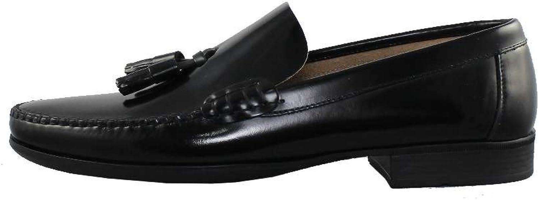 Repitte Repitte , Herren Mokkasins schwarz Schwarz 40  präsentiert die neuesten High Street Fashion