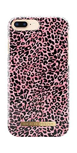 iDeal Of Sweden Handyhülle für iPhone 8 Plus / 7 Plus / 6 Plus / 6s Plus (SS2019) (Lush Leopard)